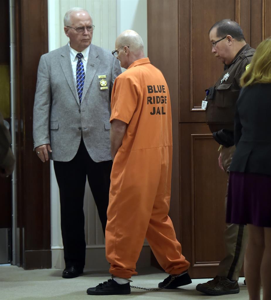 Man sentenced in 1975 girls' murder case that alarmed region