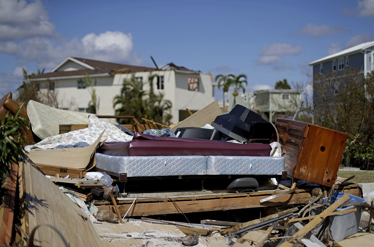 The Latest: Virgin Islands governor defends recovery pace ...