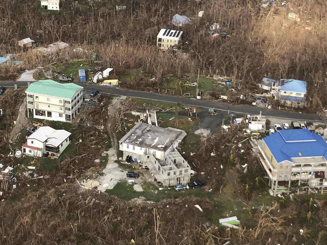 St Johns Virgin Islands Irma