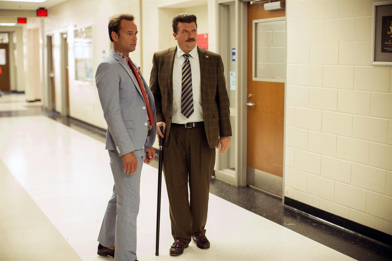 Mcbride And Goggins Return As Vice Principals Class Act
