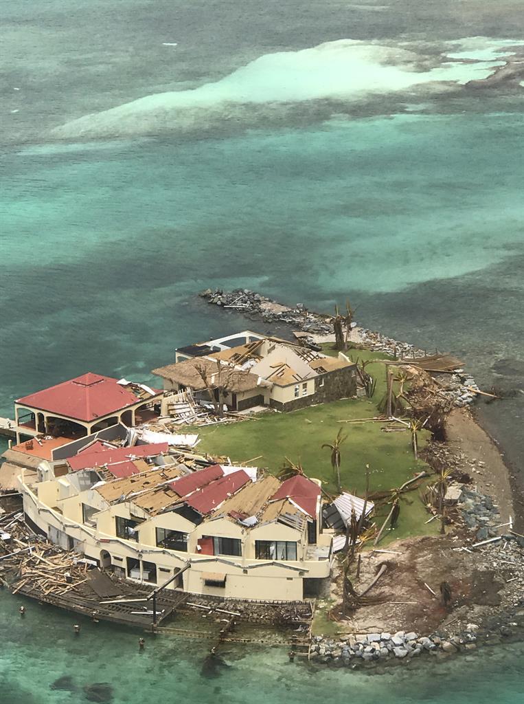 strengthening hurricane maria a threat to irma