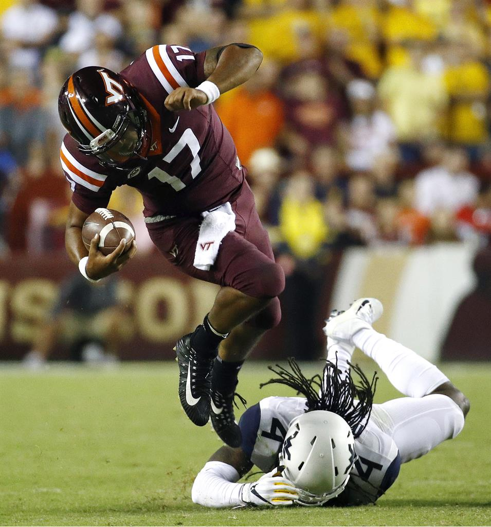 Clemson, Virginia Tech Off To Strong Starts With New QBs