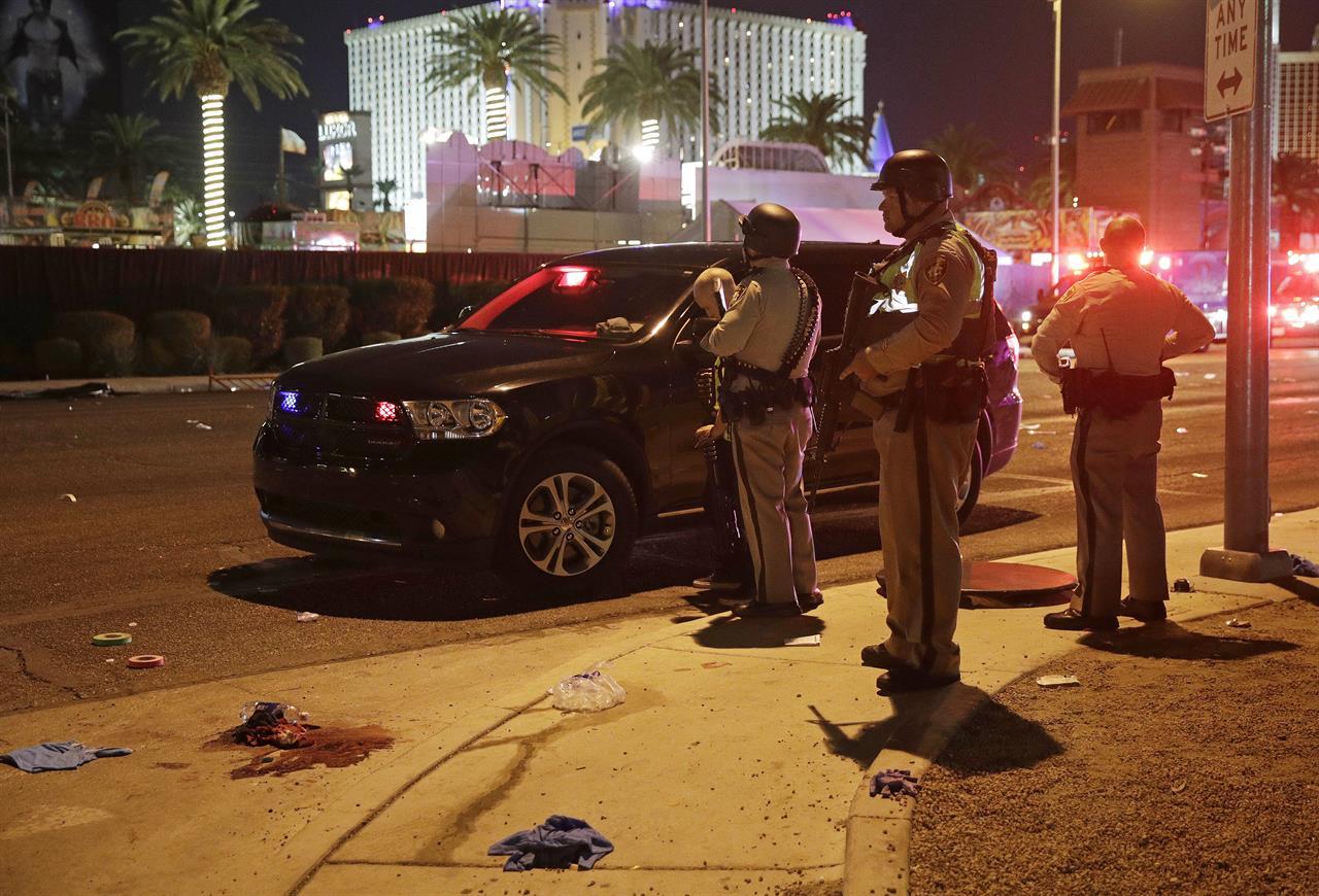 The Latest Guest Next To Vegas Gunmans Room Shaken Am