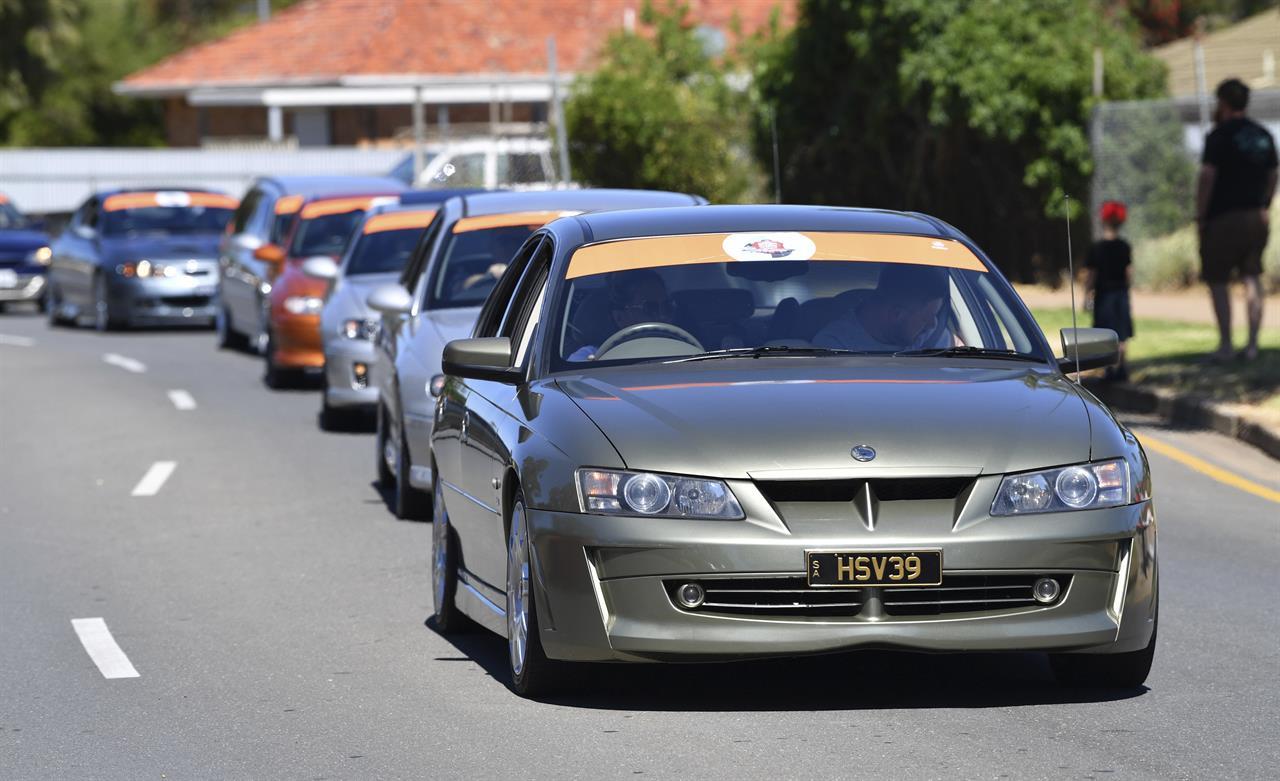 Holden Commodore Vf Australian Car Companies