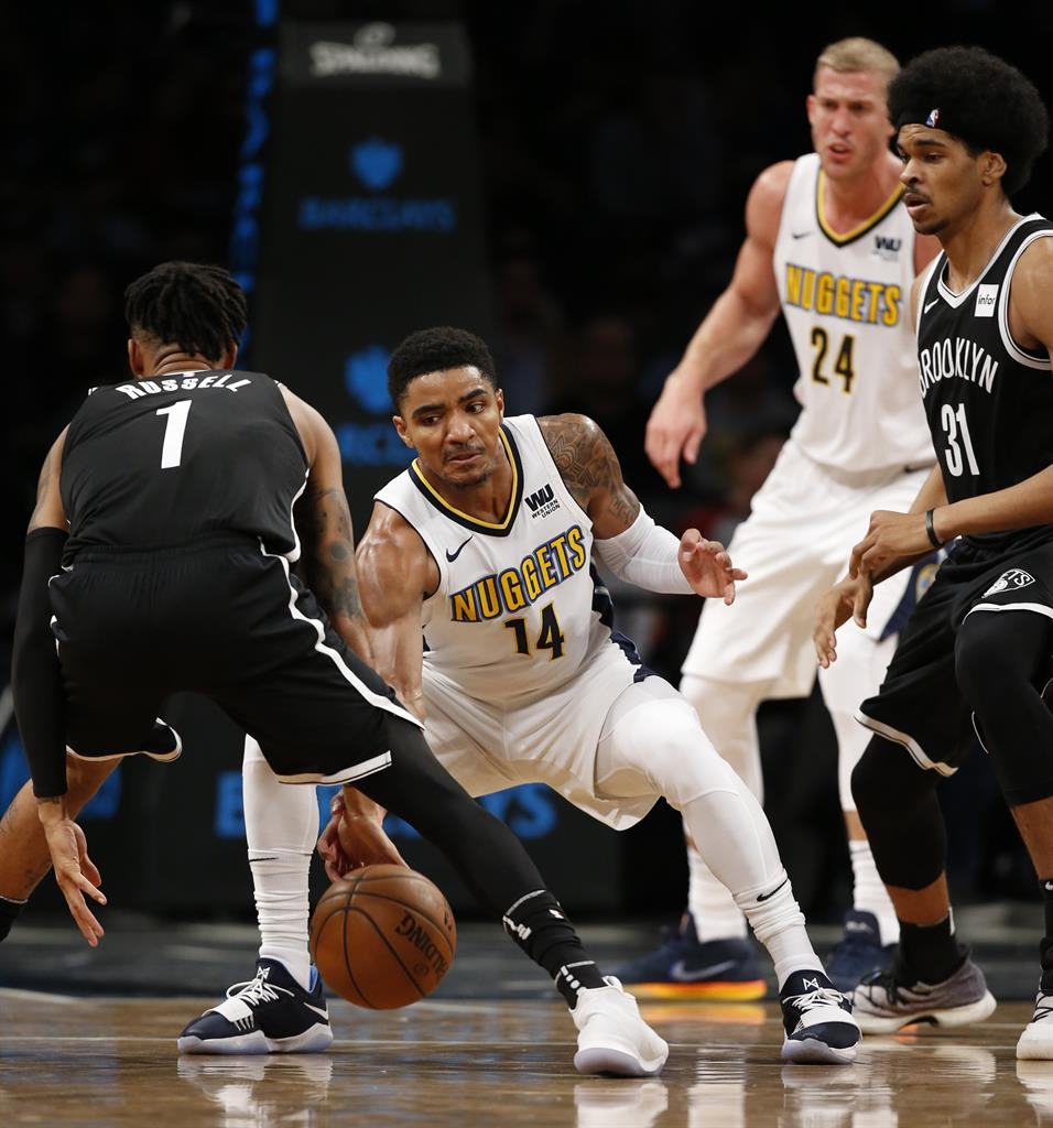 Denver Nuggets Murray: Murray, Jokic Lead Nuggets To 124-111 Win Over Nets