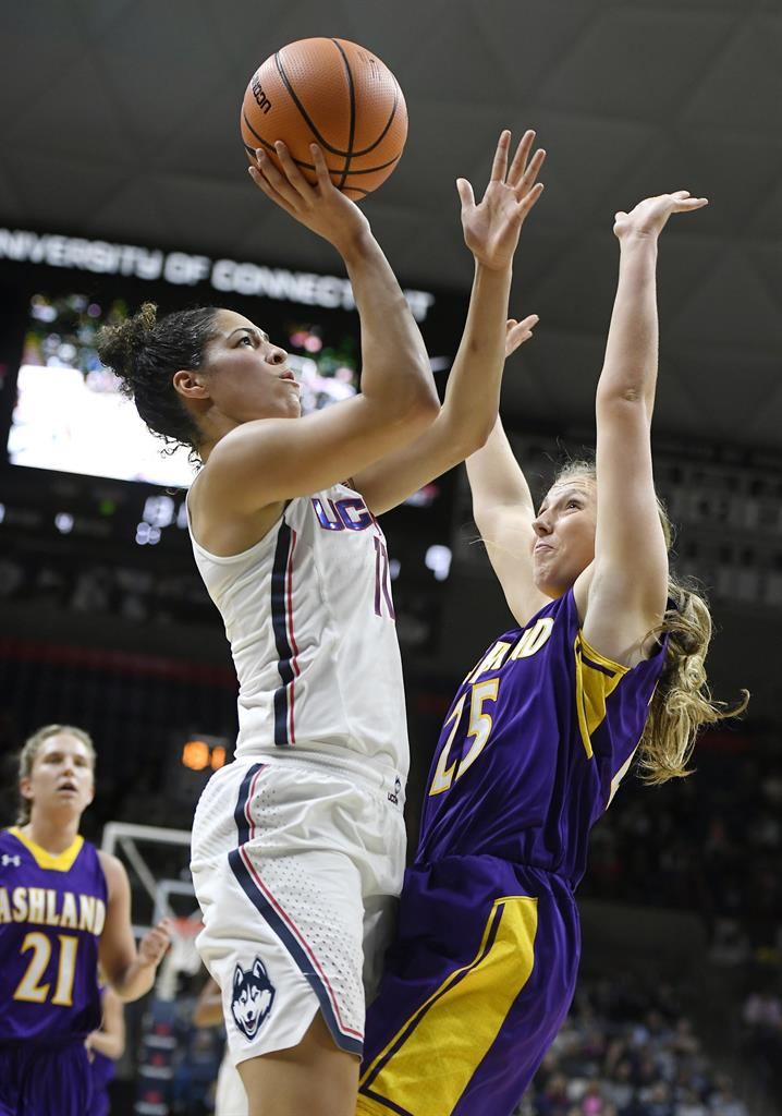 UConn women motivated, not dwelling on Final Four loss ...