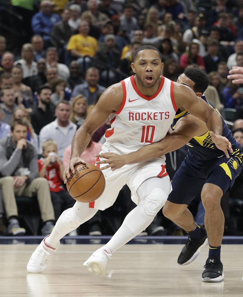 James Harden Rockets: James Harden, Rockets Beat Pacers 118-95
