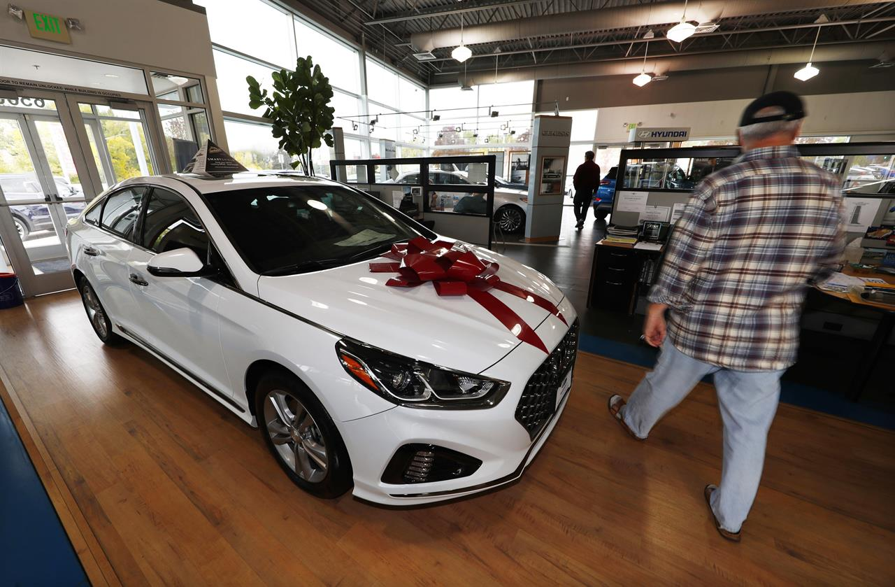 edmunds: how to shop for car deals on black friday | am 1070 the