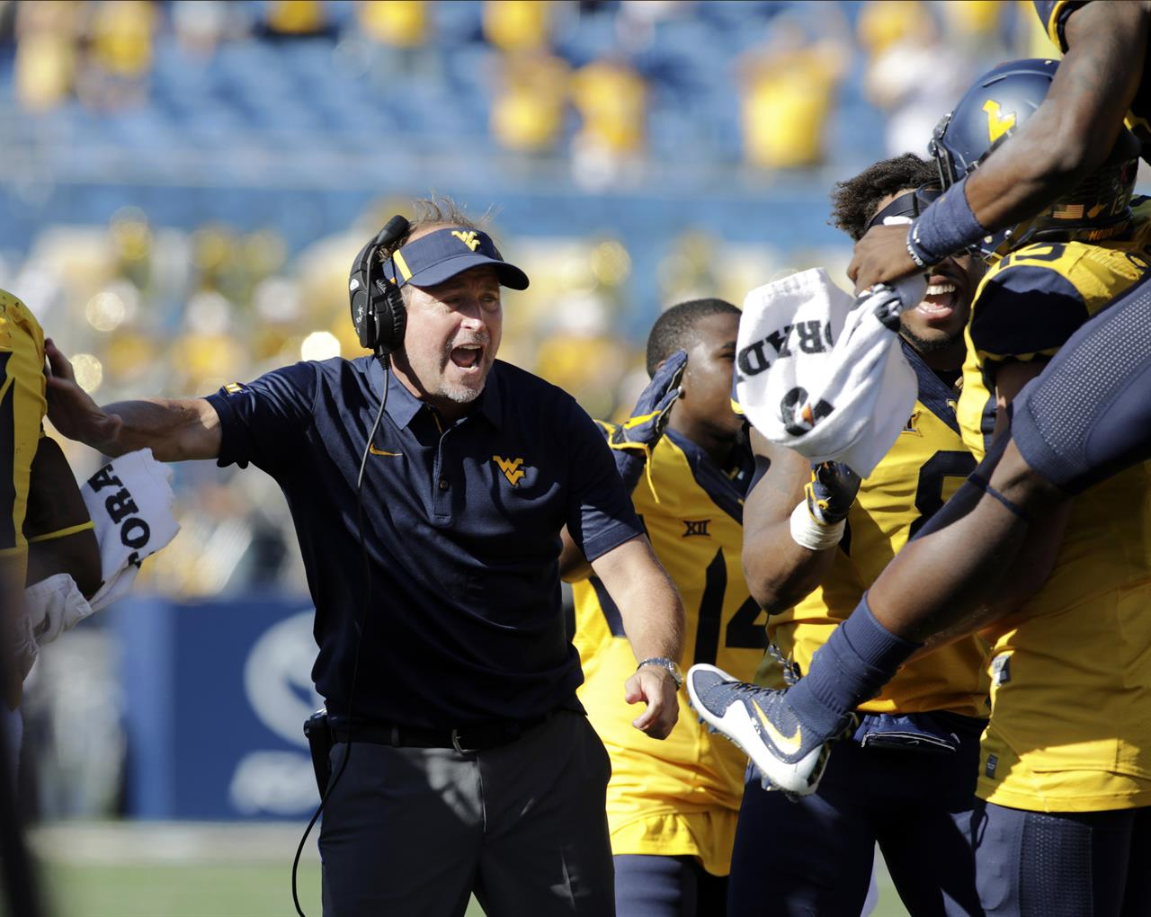 No  24 WVU has to win for Big 12 chance