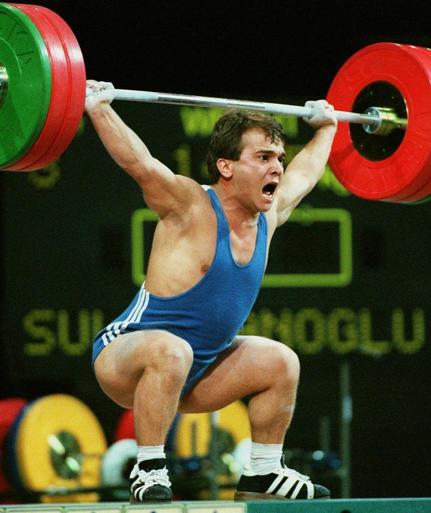 Weightlifting Olympic champion Naim Suleymanoglu dies