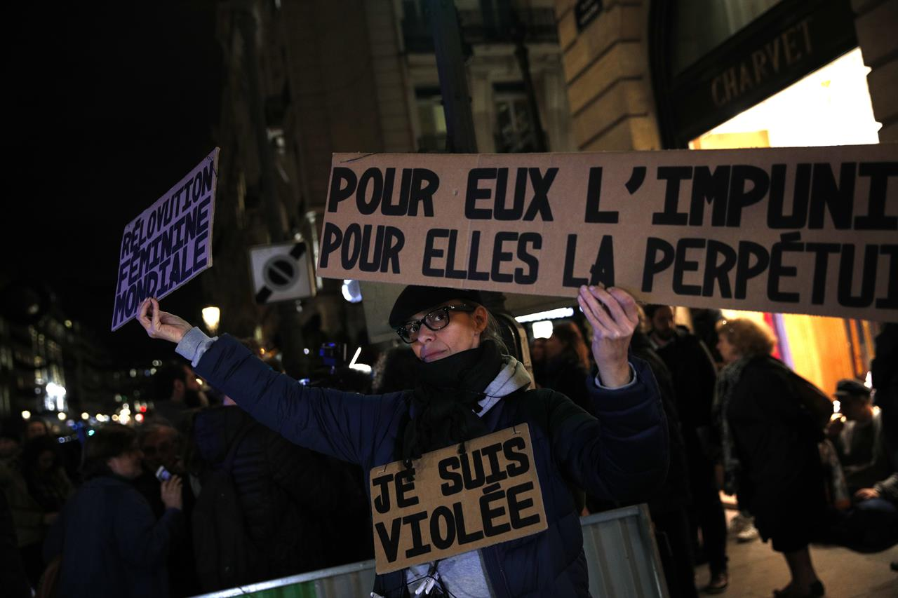 France wrestles with the line between seduction, harassment