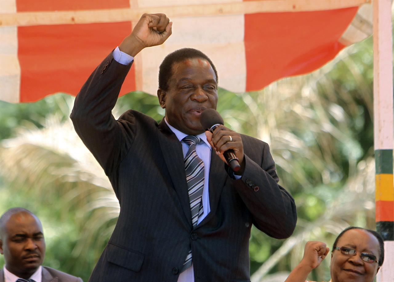 New Zimbabwe leader could be enforcer known as the Crocodile