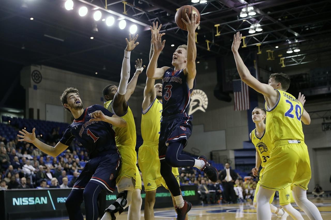Landale scores 22 to help No. 21 Saint Mary's stay unbeaten | 710 KNUS - Denver, CO
