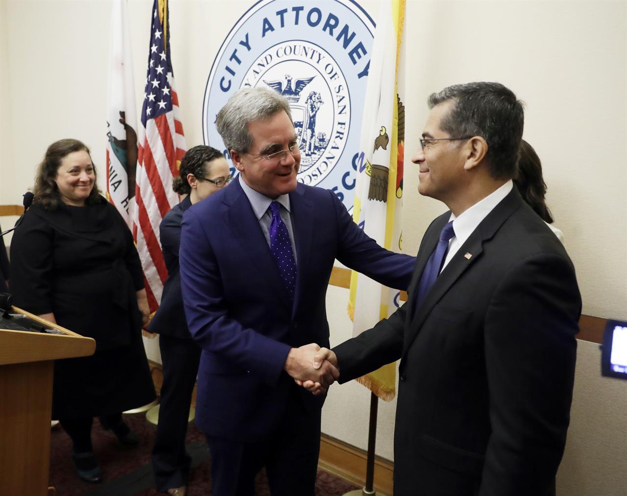Judge Permanently Blocks Trump Sanctuary Cities Order