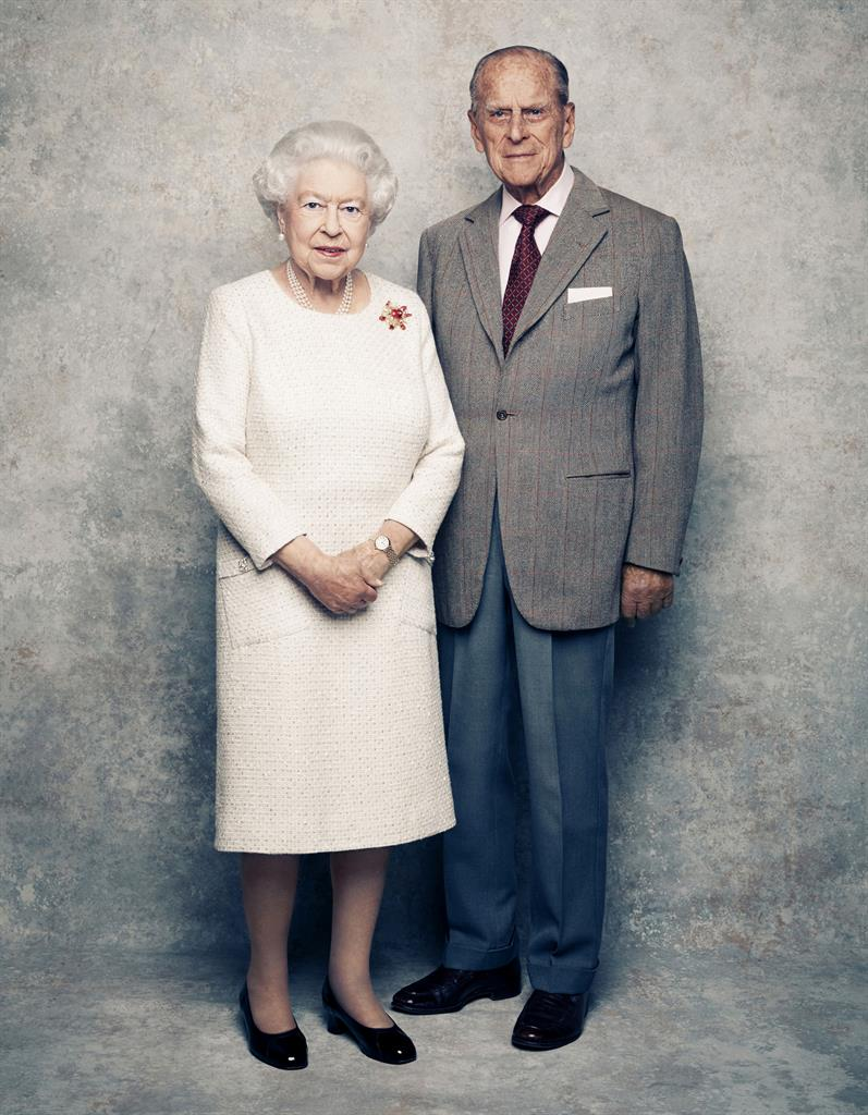 Резултат с изображение за elizabeth ii and philip