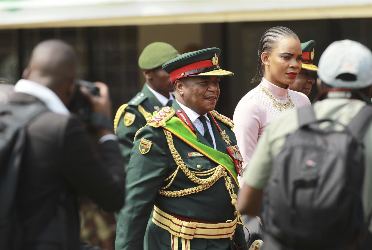 We dare not squander the moment:' Zimbabwe's new leader | Money