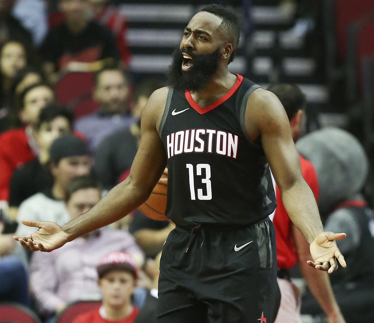 James Harden Basketball Camp: Harden Leads Rockets To 117-102 Win Over Knicks