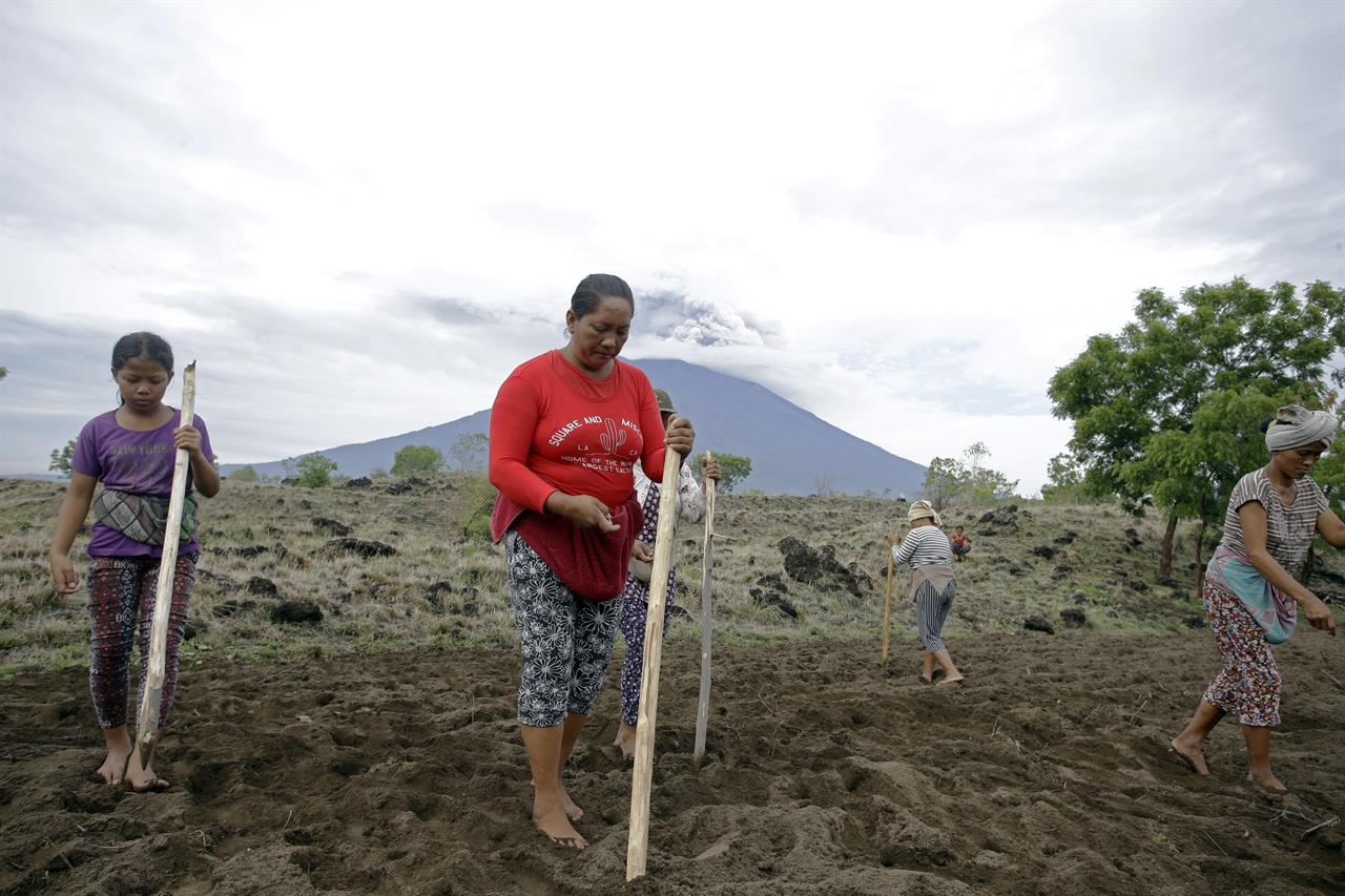bali flights resume  but volcanic ash still disrupts travel