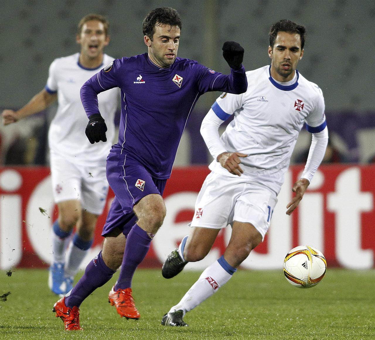 Giuseppe Rossi looks to return from latest injury with Genoa