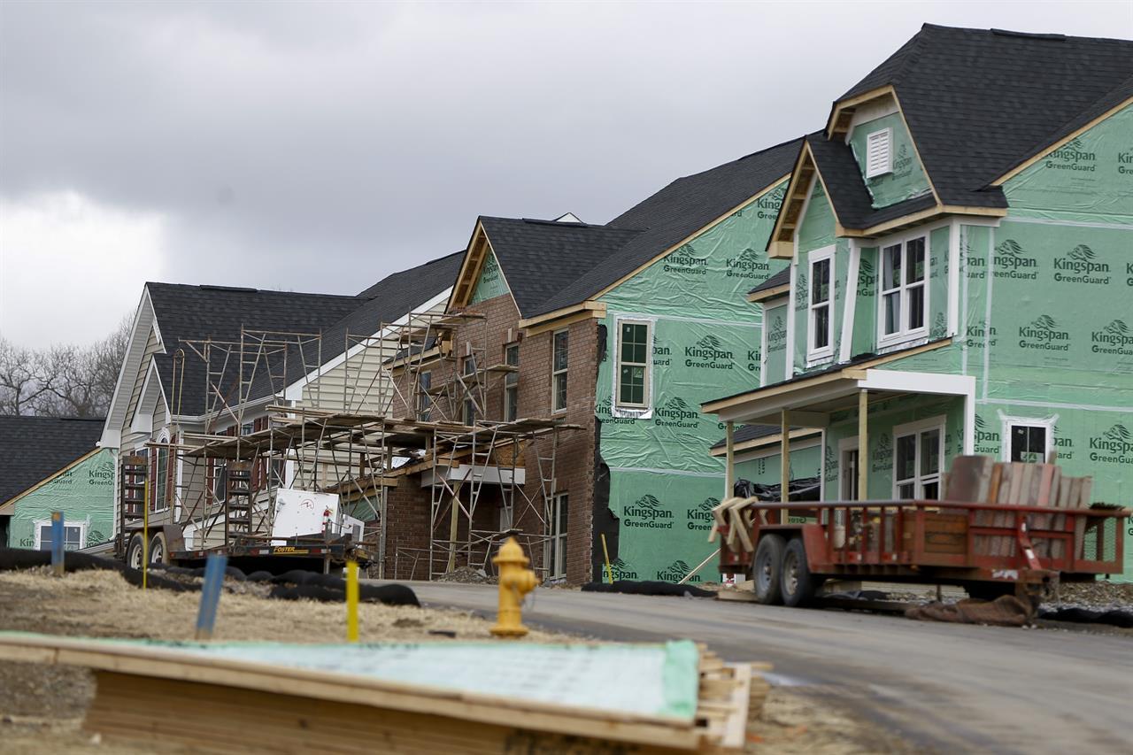 Housing trends favor builders focused on entry-level ...