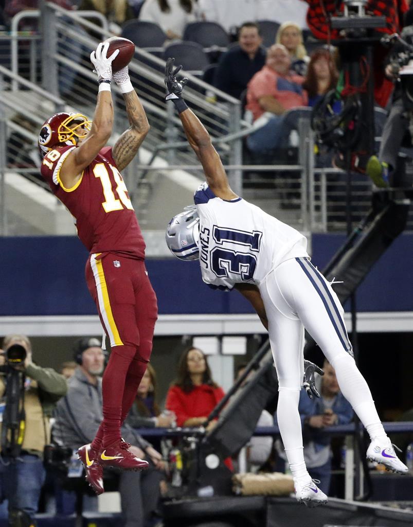Hand It To Dak Cowboys Sans Elliott Top Redskins 38 14