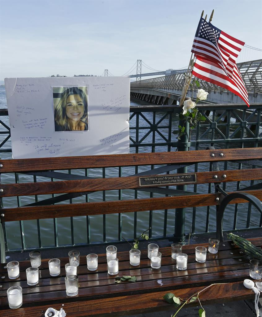 Kate Steinle Death Mexican Man Acquitted Of Murder: San Francisco Defends Sanctuary Status As Backlash Mounts