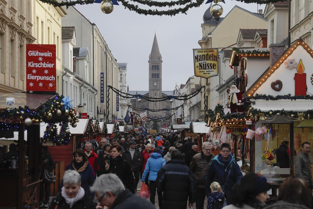german christmas market unlikely the target in bomb