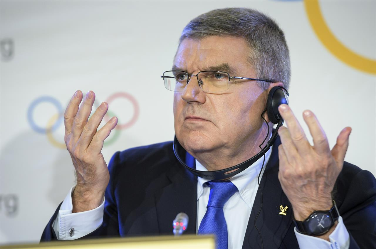 thumbs up from athletes for ioc decision on russia kdow am san