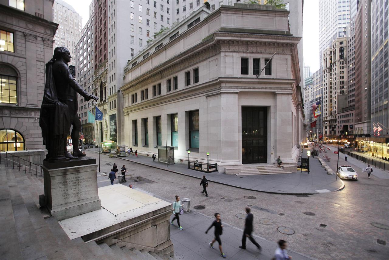 US stock indexes close mostly up; New highs for S&P 500, Dow