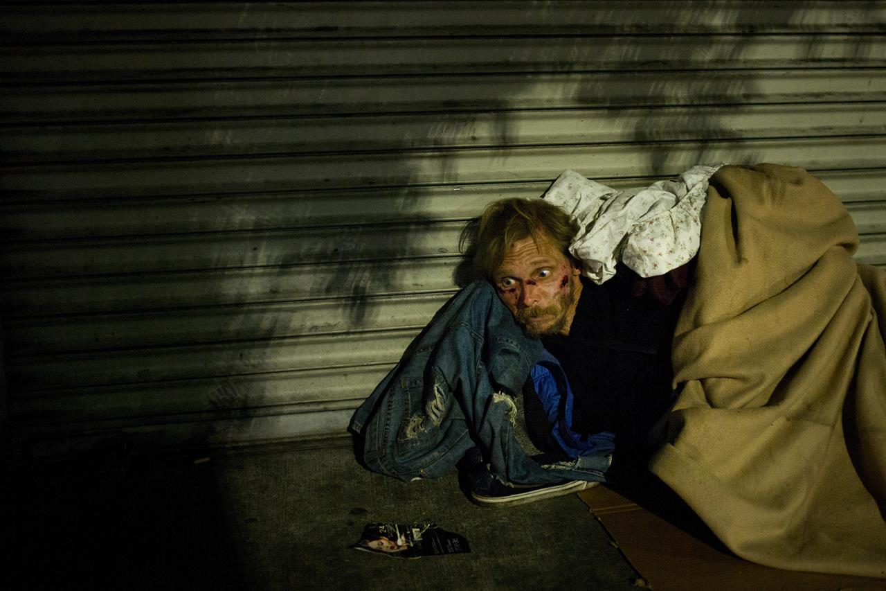 ap photos poverty and addiction grip los angeles skid