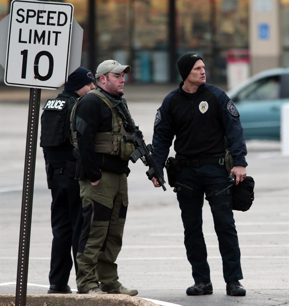 2 St. Louis-area Cops Shot But Saved By Bulletproof Vests