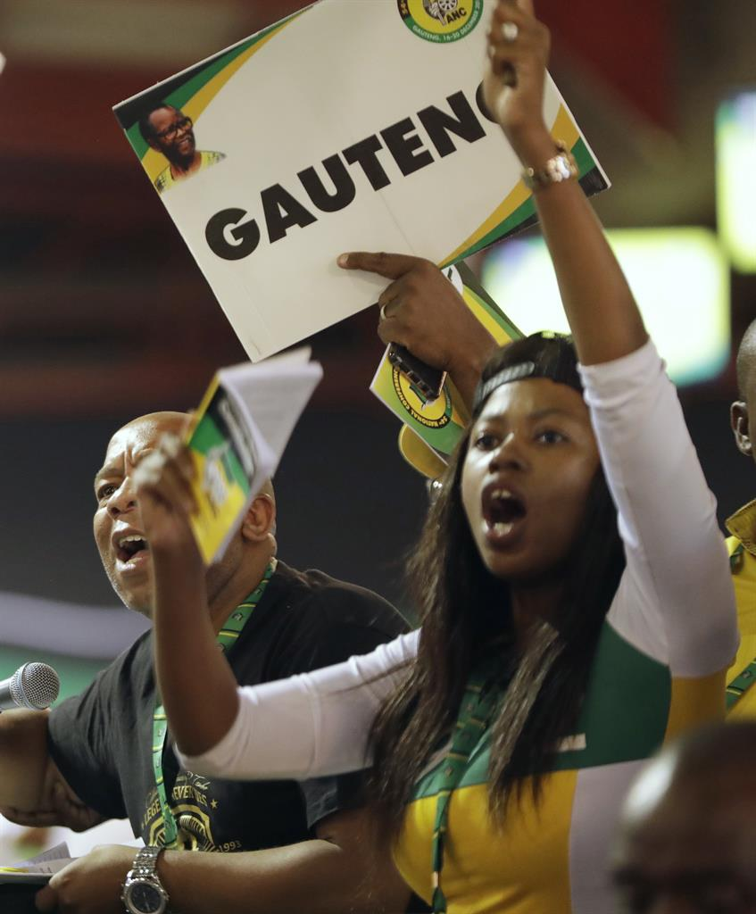 South Africa's Ruling ANC Party Votes For New Leader