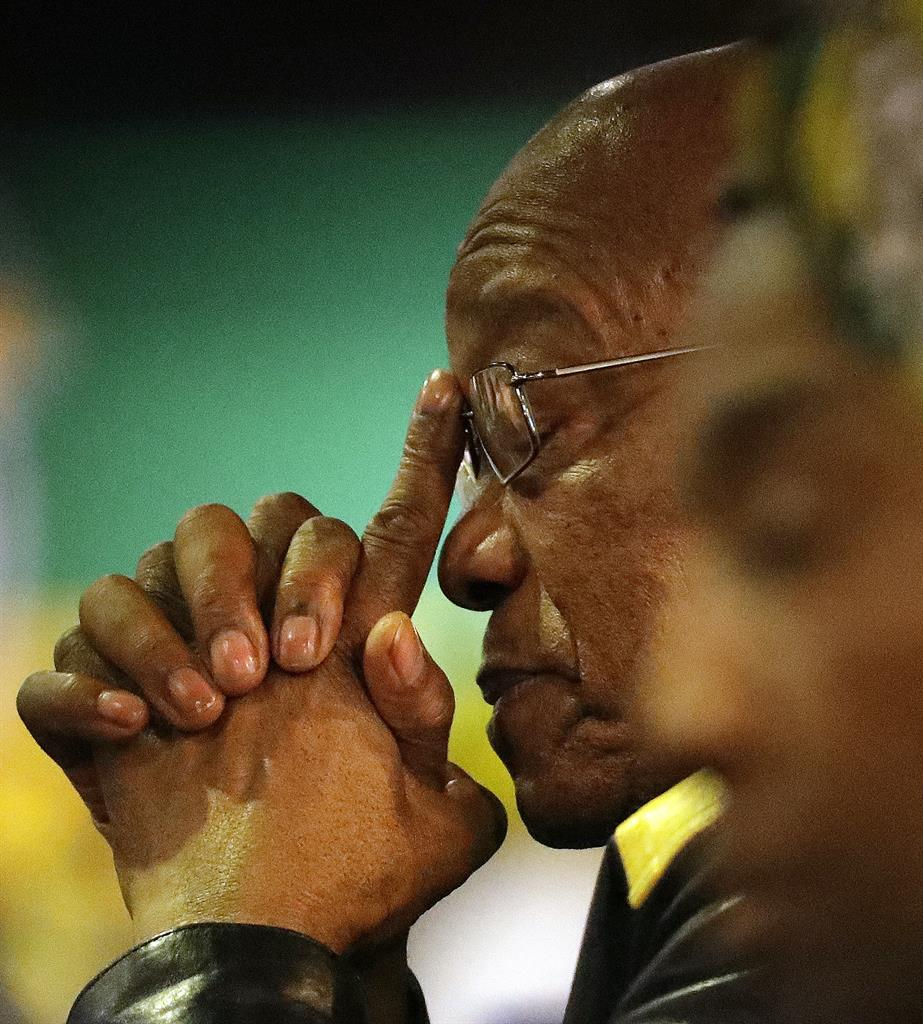 South Africa's ANC Leader Vows To Fight Graft In 'own