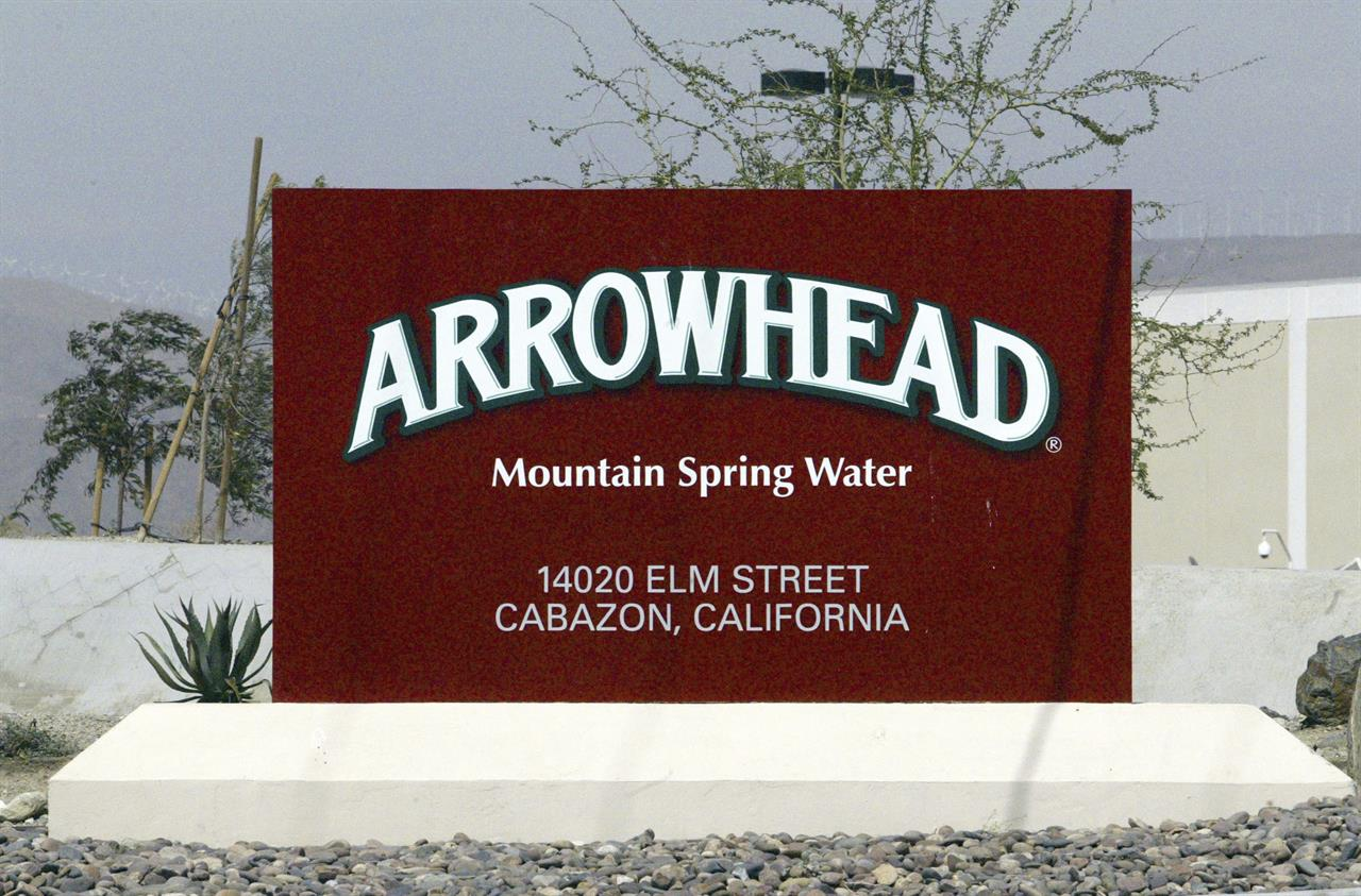 nestle waters report Nestle, which sells arrowhead bottled water we are disappointed by the fact that we have just received a copy of the report from the state water resources control board and that others appear to have received it much sooner, nestle said in a statement thursday.
