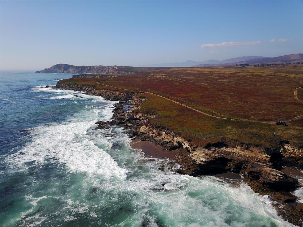 Nature Conservancy acquires California coastal ranchland ...