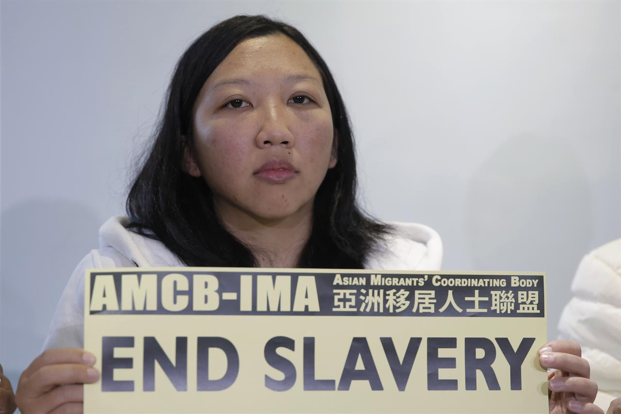 Hong Kong woman jailed for six years for abusing