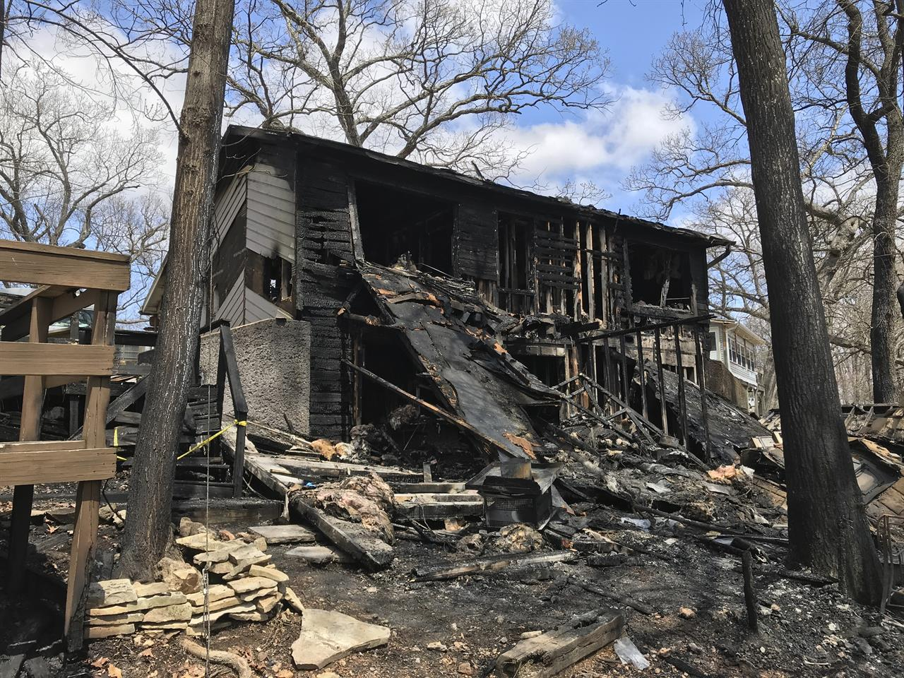 Correction: Four Dead-Fire story   The Answer 94 5 FM