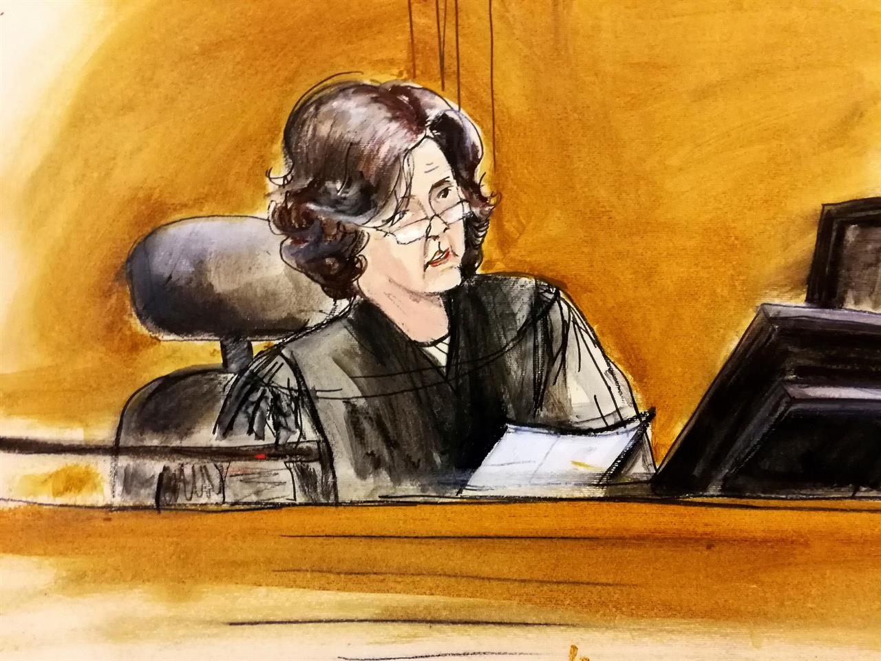 Judge Kimba Wood a veteran of big cases long before Cohen ...