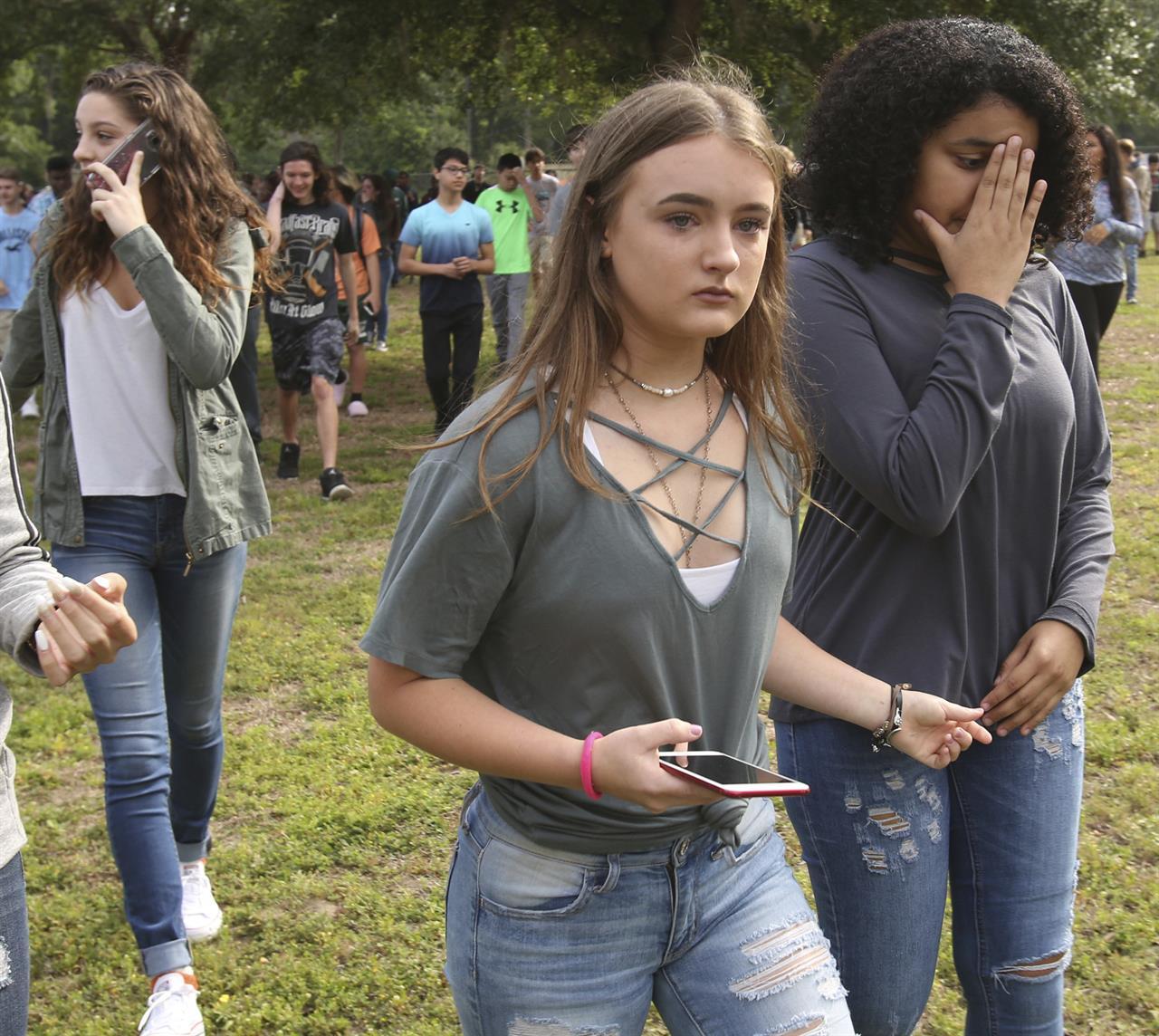 Official: Shotgun In Guitar Case Was Used In School