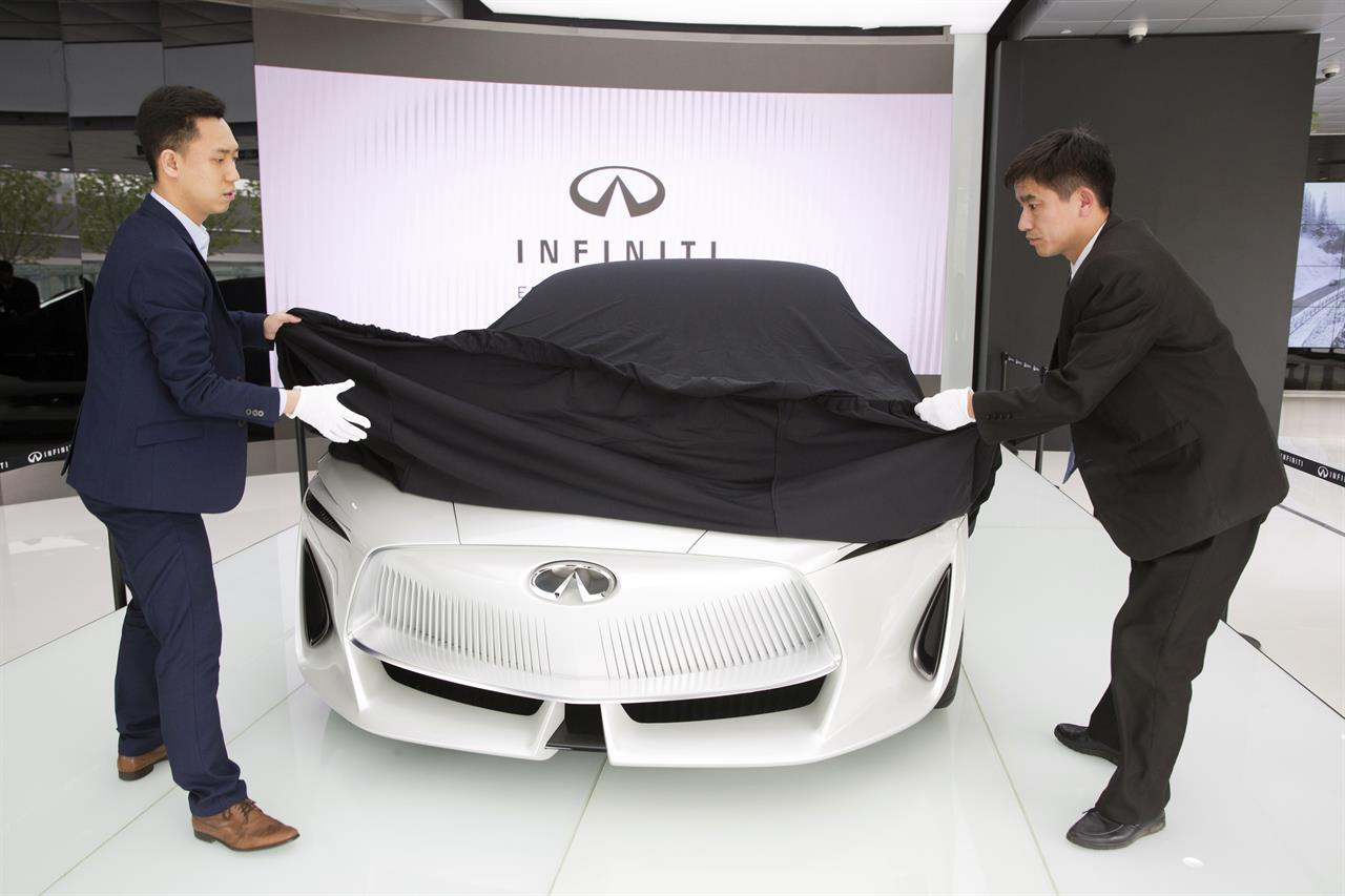China Auto Show Highlights Industry S Electric Ambitions