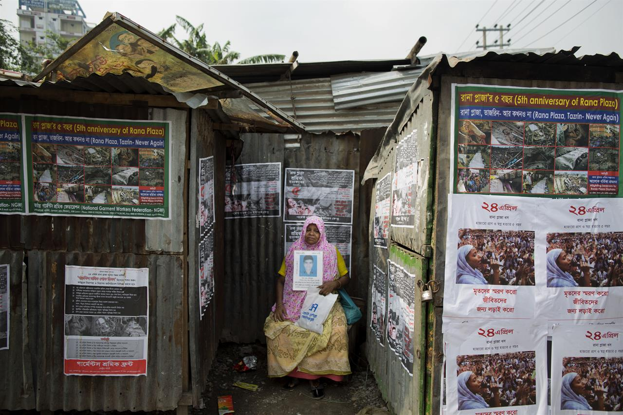 Bangladesh marks 5 years after garment factory collapse | AM