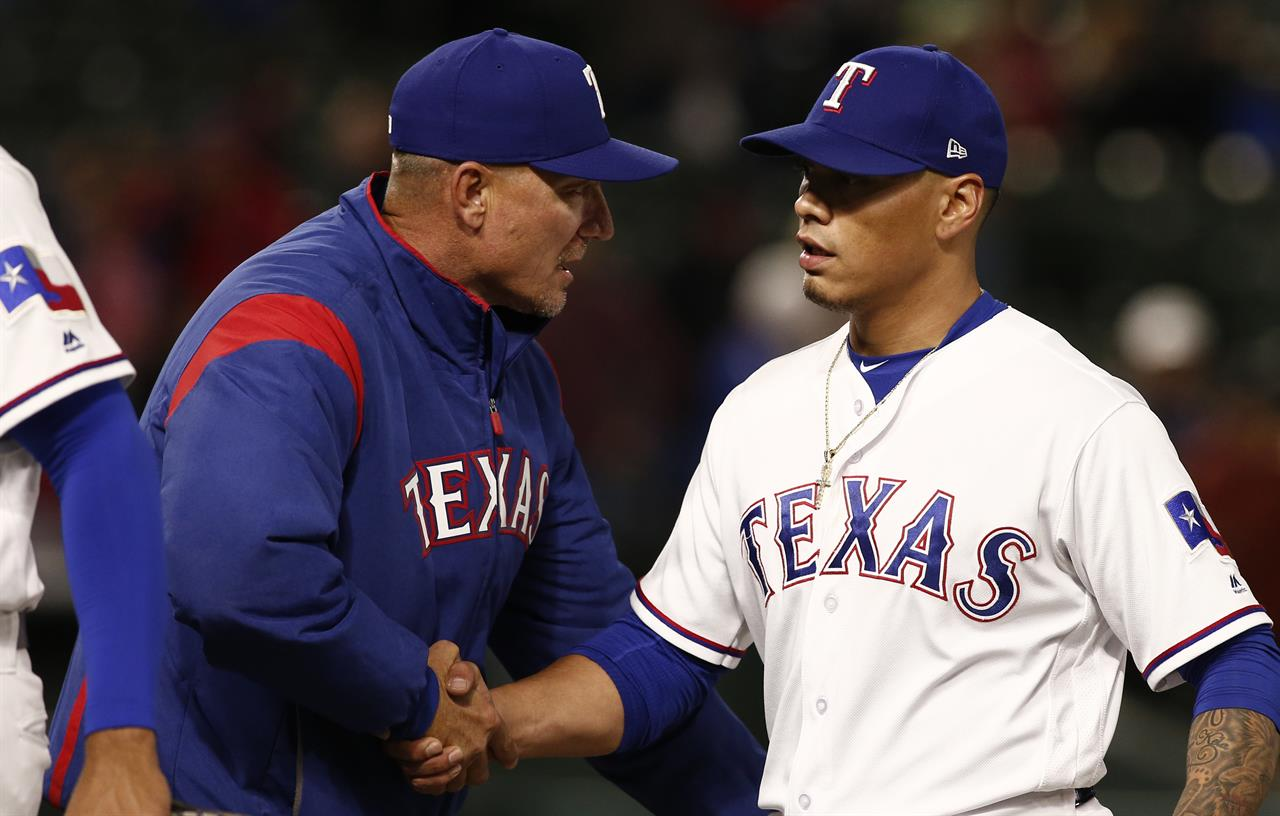 Rangers close out Oakland 4-2, end A's 4-game win streak | AM 970