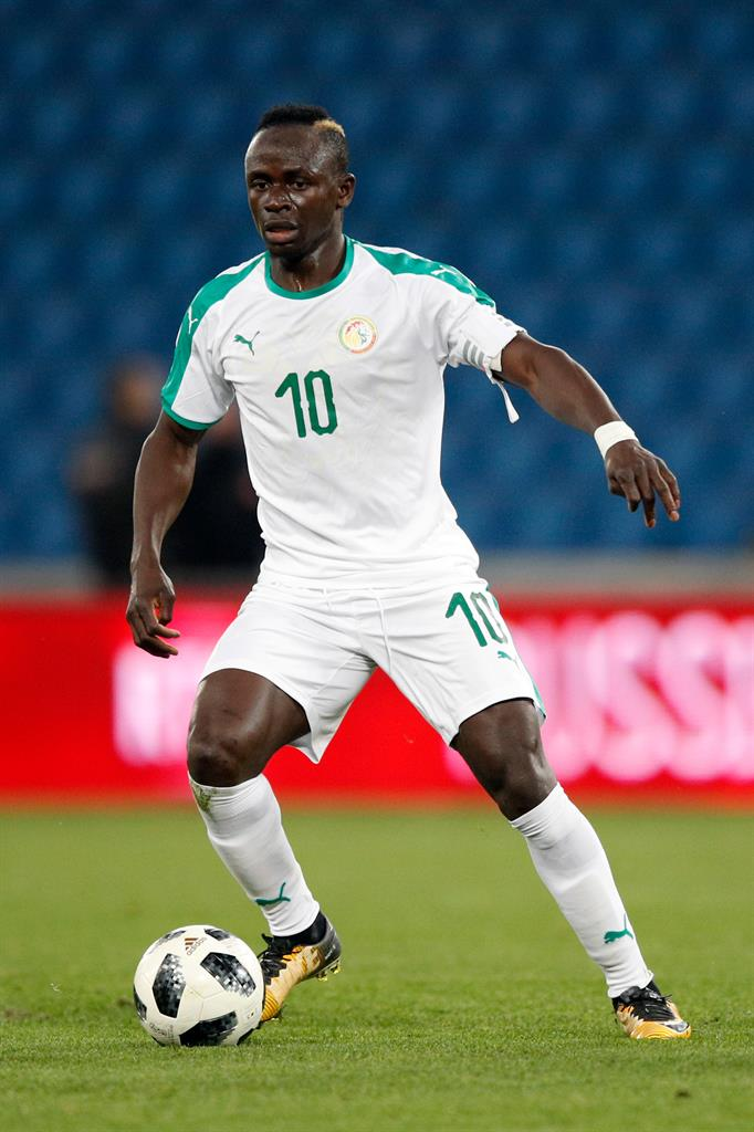 pretty nice 1a985 08c9b WORLD CUP: With Mane, Senegal expects team to match 2002 run ...
