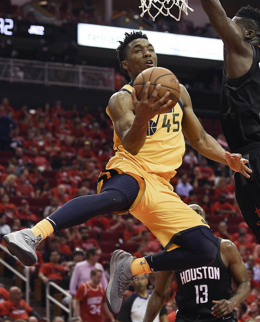 Jazz Try To Slow Harden In Game 2 After Game 1 Rout