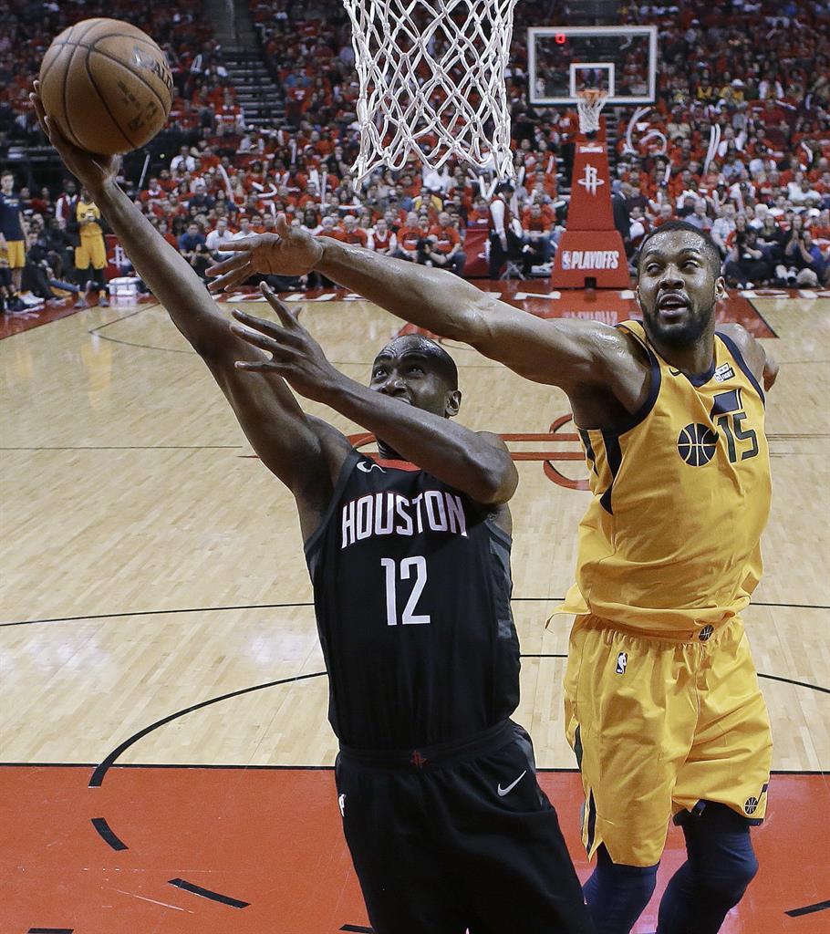 Rockets Jazz Game 2
