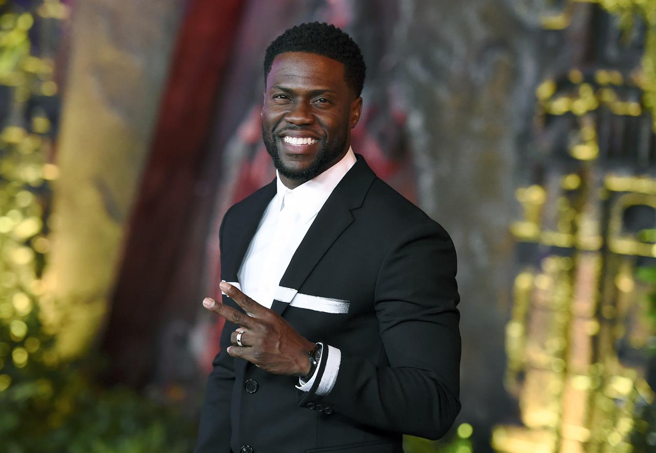Man charged with trying to extort Kevin Hart with video