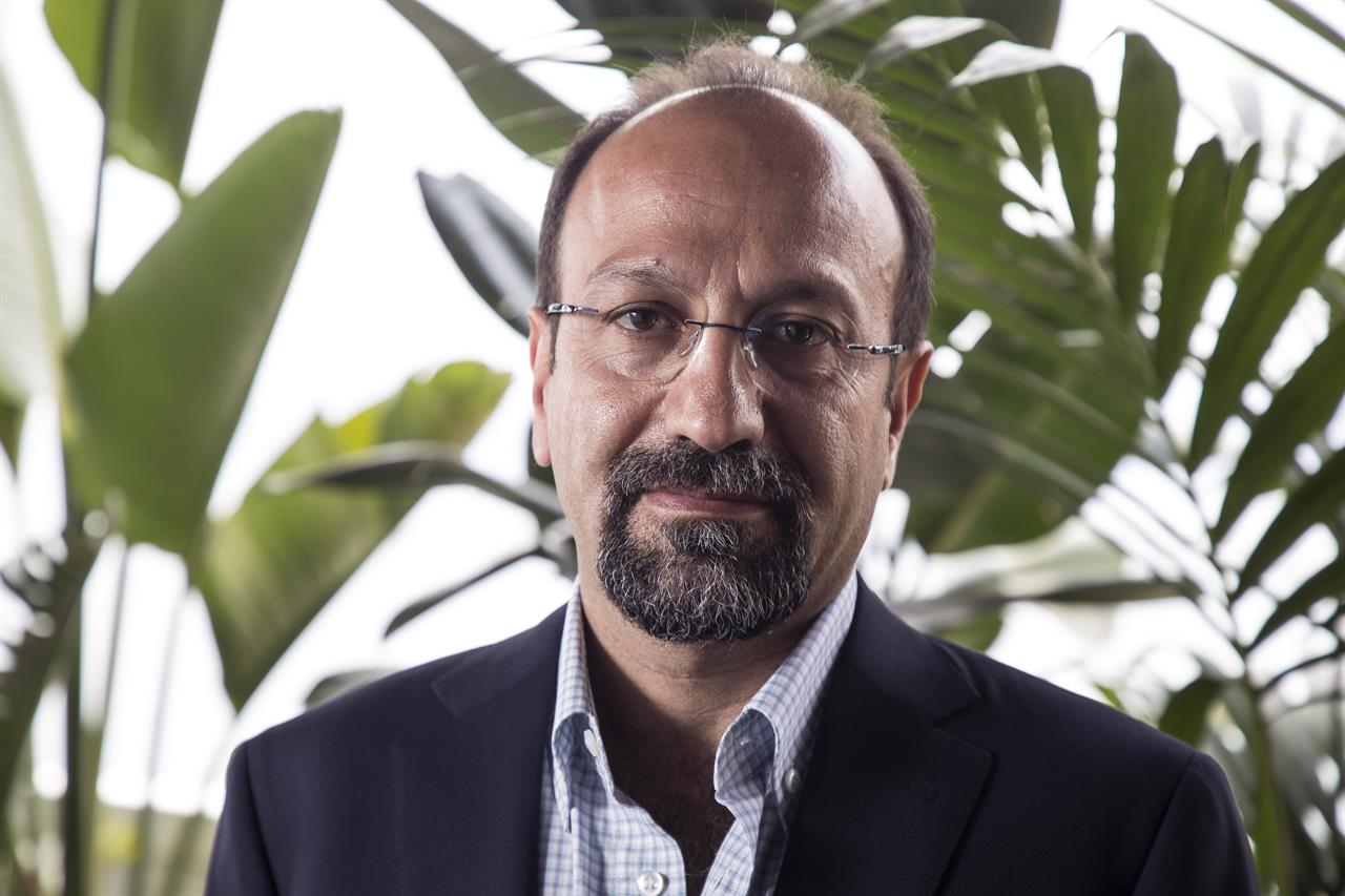 Q A Iran S Asghar Farhadi On The Push