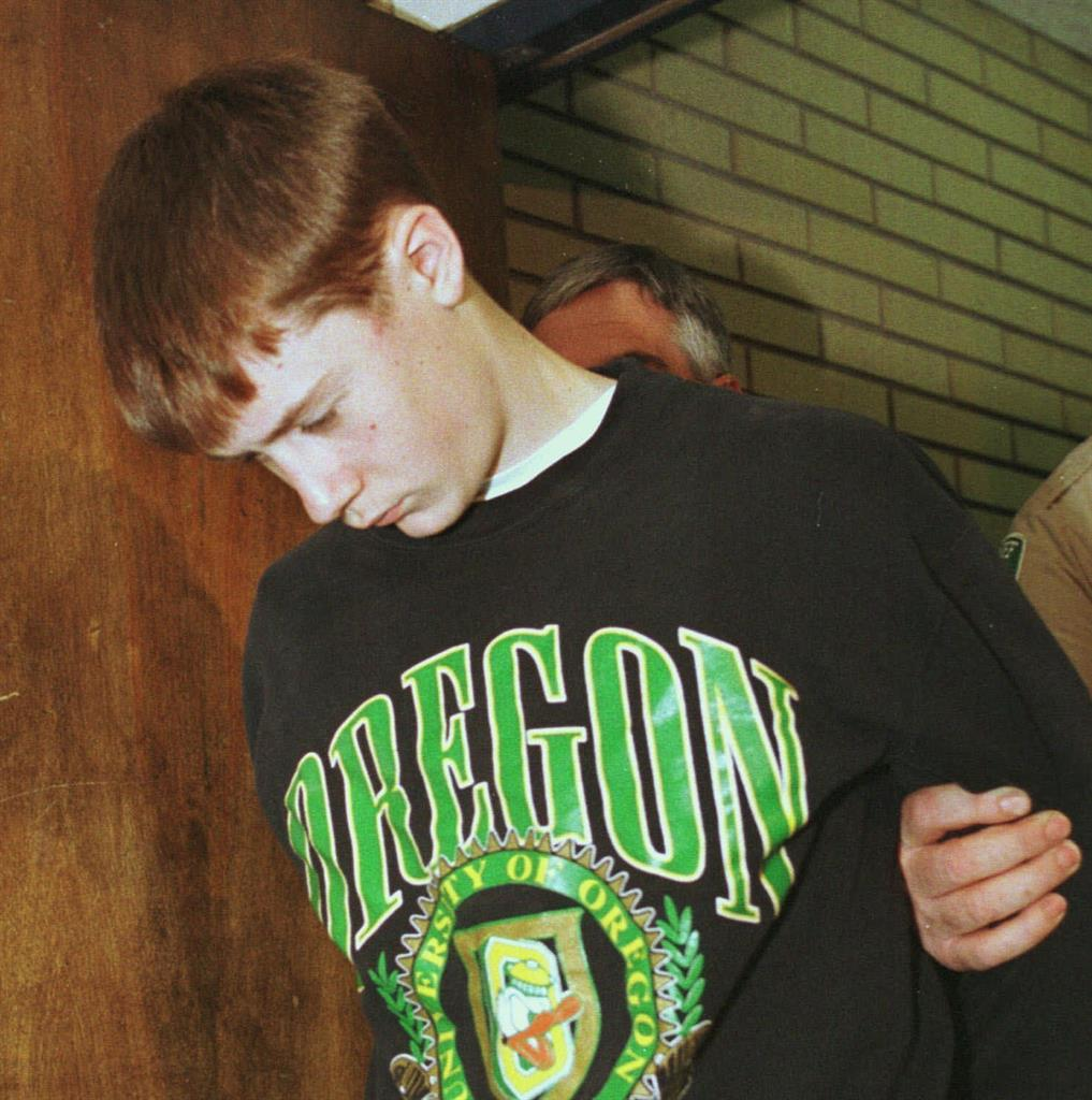 Oregon School Shooter Loses Life-sentence Appeal