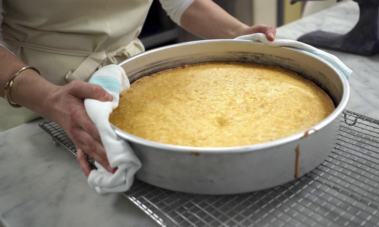 Baker promises \'ethereal\' taste for royal wedding cake - Sacramento, CA