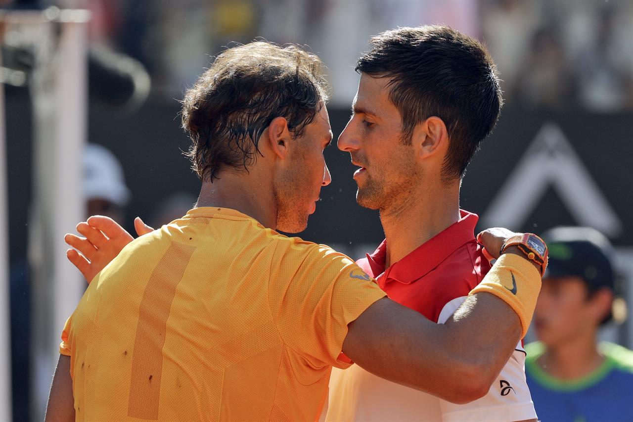 nadal beats djokovic as rivalry resumes in rome semifinals